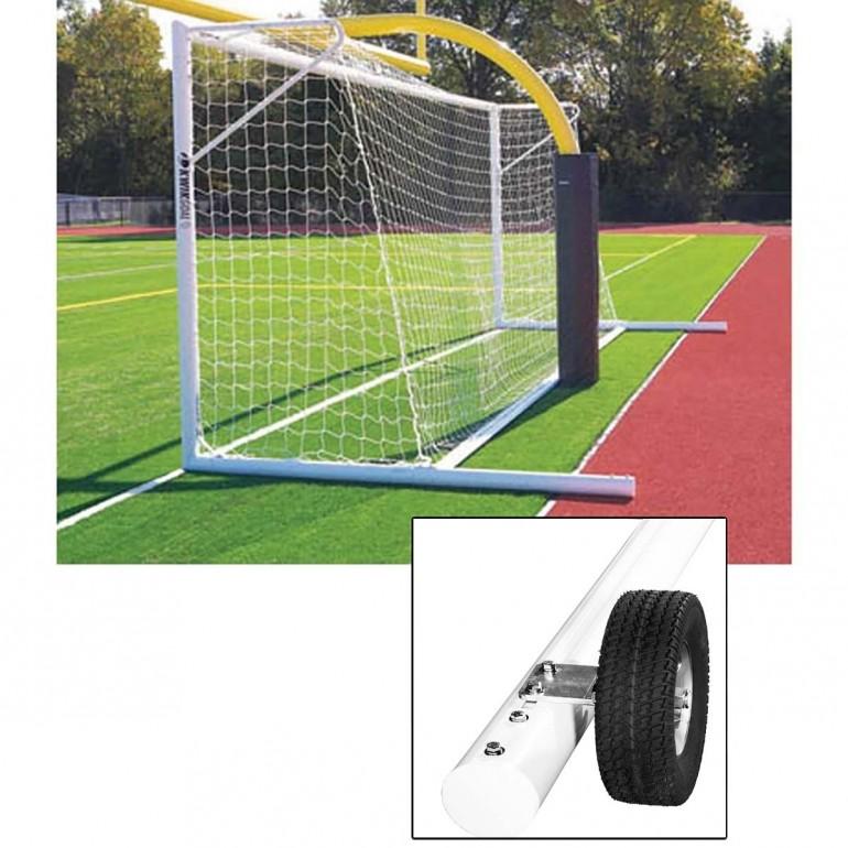 5ff5a94c09b7 Kwik Goal Fusion 120 8'x24' Soccer Goal w/ Wheels, 2B3906