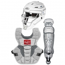 Rawlings Velo YOUTH NOCSAE Catcher's Gear Set