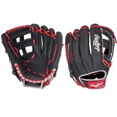 "Rawlings 12.5"" Heart of the Hide Glove Dual Core Baseball Glove, PRO301CDC-6BS"
