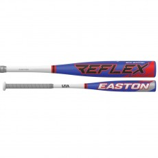 "2021 Easton Reflex -12 (2-1/2"") USA Youth Baseball Bat, YBB21REF12"