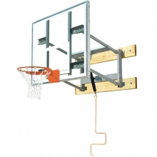Bison Adjustable Height Basketball Wall Shooting Station