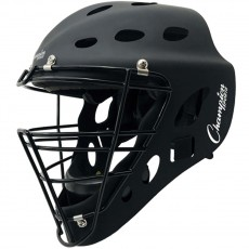 Champion Hockey Style Catcher's Helmet, Adult & Youth