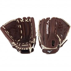 "Mizuno 12.5"" Franchise Fastpitch Glove, GFN1250F3"