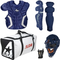 All-Star CK79PS Player's Series Catcher's Equipment Kit, YOUTH ages 7-9