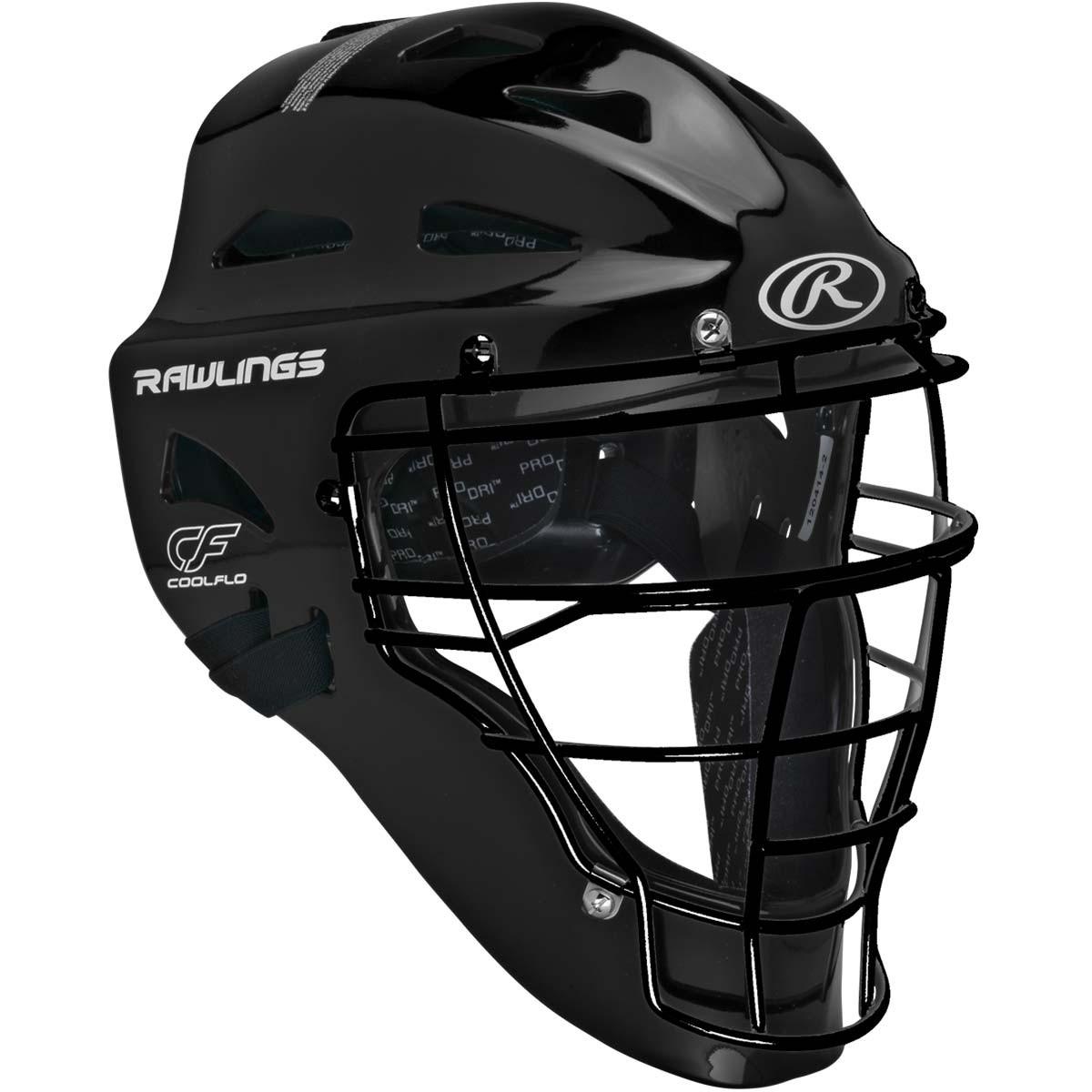 Rawlings Youth Hockey Style Catchers Helmet Chply