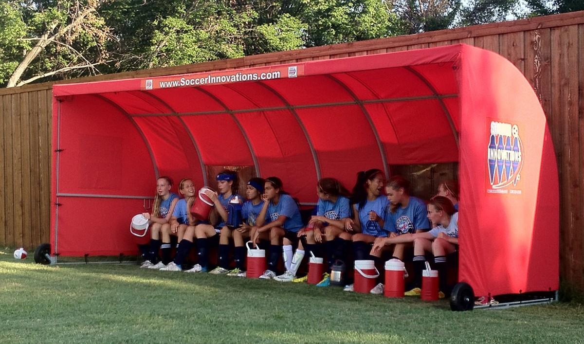 Team Soccer Shelter Ii