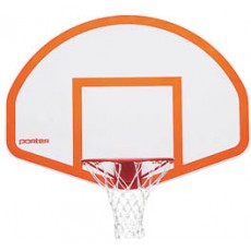 Porter 00234-300 Fan Aluminum Basketball Backboard, Painted