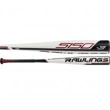 2019 Rawlings 5150 Hybrid -3 (2-5/8) BBCOR Baseball Bat, BB953