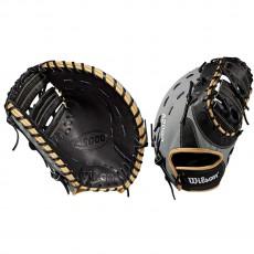 """Wilson 12.5"""" A2000 Superskin First Base Baseball Mitt, WTA20RB191617SS"""