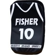 Fisher Curved Basketball Body Shield, BB100