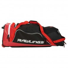 Rawlings R1502 Wheeled Catcher's Equipment Bag