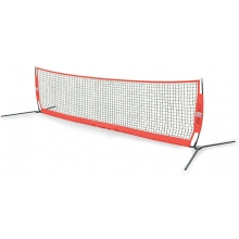 BOWNET Portable Youth Tennis Net, 12' x 3'