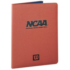 Wilson NCAA Solution Basketball Notepad
