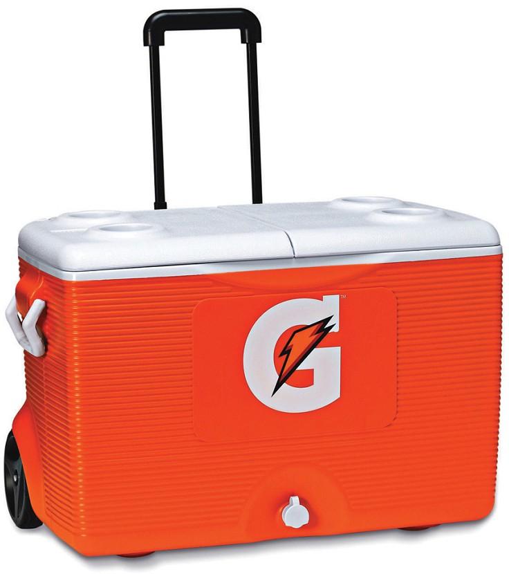 Gatorade 60 Qt Ice Chest Cooler W Wheels A73 577