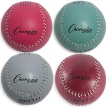 "Champion 4/set Weighted Training 12"" Softballs"
