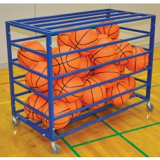 Jaypro Totemaster Atlas Ball Locker Cart, BBABL-1
