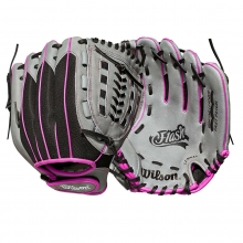 "Wilson 11"" Flash Youth Fastpitch Softball Glove, age 6-9"