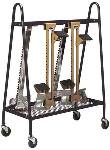 Gill 923 Essentials Track Starting Block Cart A87 140