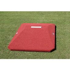 """Proper Pitch 418001 Junior Game Baseball Mound, 9'L x 5'4""""W x 6""""H, Clay"""
