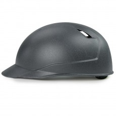 All Star Cobalt Pro Umpire Matte Black Skull Cap