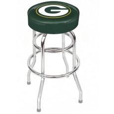 "Green Bay Packers NFL 30"" Bar Stool"
