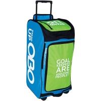"OBO Stand Up Wheelie Field Hockey Goalie Equipment Bag, 40""L x 18""W x 18""H"