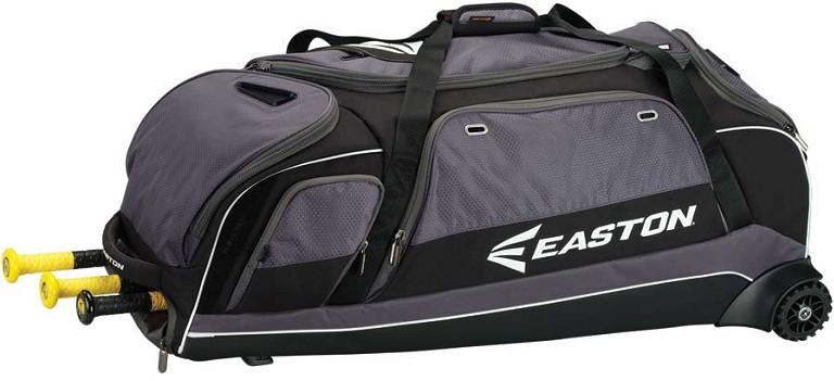Easton Wheeled Catcher S Gear Bag 36 Lx16 Wx14 H