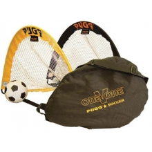 PUGG 2.5' Pop-Up Soccer Training Goals (pair)