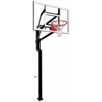 "Goalsetter All-Star Signature Series Outdoor Basketball Unit w/ 36"" x 54"" Acrylic Board"