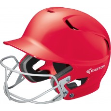 Easton Z5 JUNIOR Solid Batting Helmet w/ SB Facemask