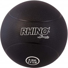 Champion 6 Kilo / 13 lb. Rubber Medicine Ball, RMB6