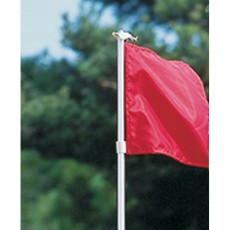 Gill 96501 Cross Country Directional Flag, RED