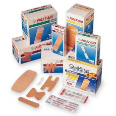 """Adhesive Bandages, 2"""" x 4-1/2"""""""
