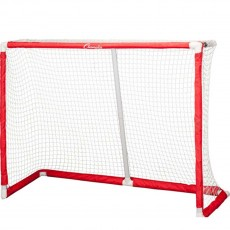 Champion 4.5'x3.5' Foldable Floor Hockey Goal