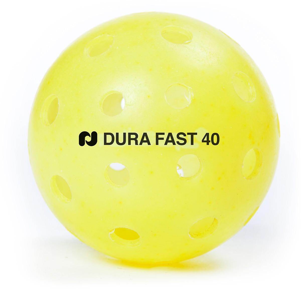 Dura Fast 40 Outdoor Pickleball Balls 12pk