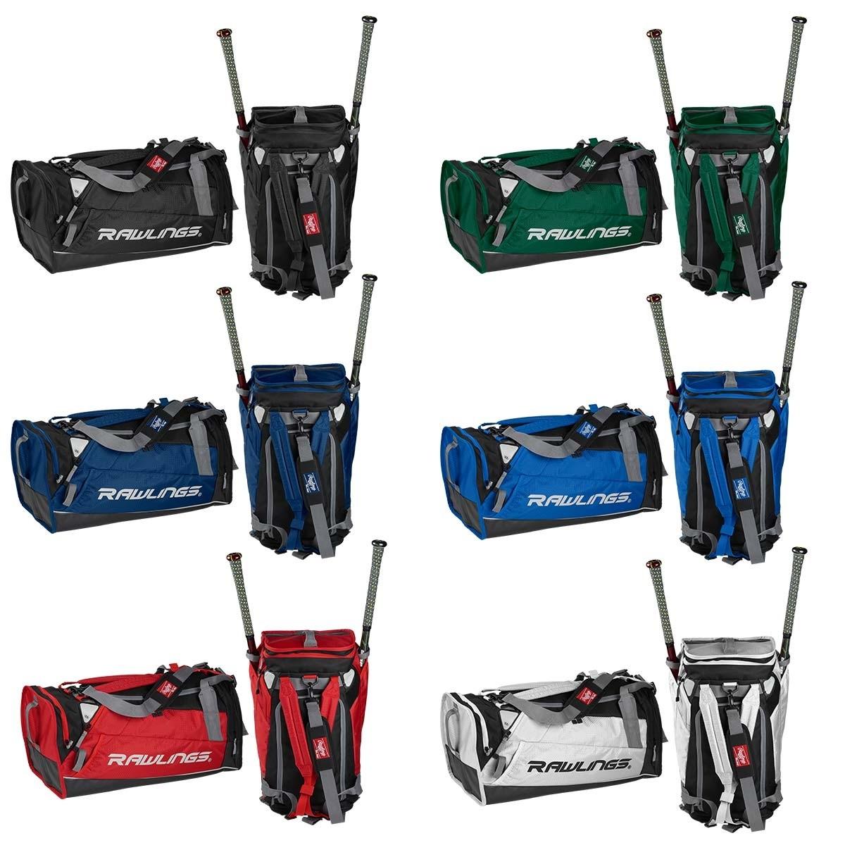 5063a19c47 Rawlings Hybrid Backpack Duffel