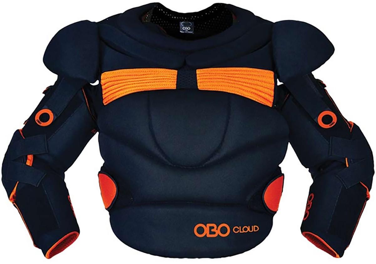 ce2378e882a OBO Cloud Body Armour Field Hockey Goalie Chest Protector   Arm Guards