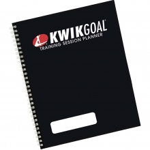 Kwik Goal Soccer Coach's Training Session Planner