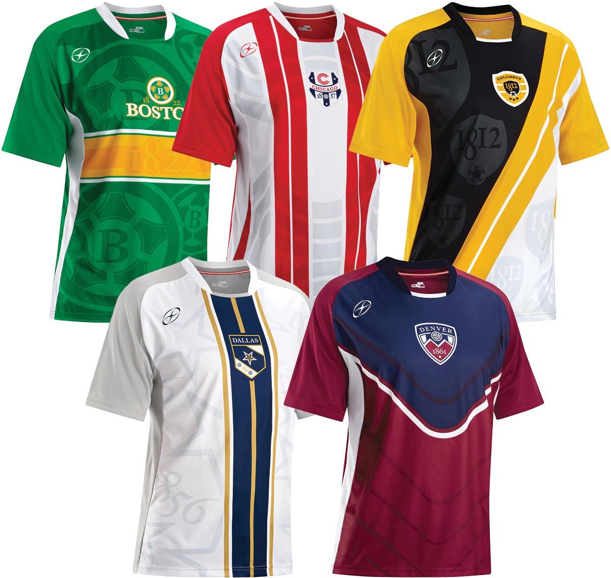 8fc117a72 Xara City Series Soccer Jersey - A11-386