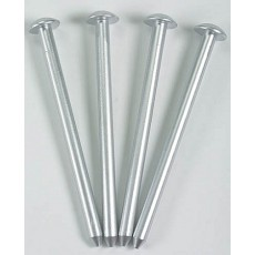 Kwik Goal Portable Soccer Goal Ground Anchors, 10B1404, set of 4