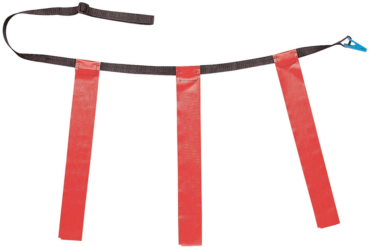 Champion Triple Flag Football Belts, YOUTH, 25'' - 31''