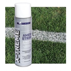 Ameri-Stripe XTREME WHITE Athletic Aerosol Turf Paint, 18oz