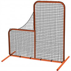 Champro Brute 7'x7' Pitcher's L Safety Screen