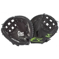 "Mizuno GXS101 Prospect Series Fastpitch Softball Catcher's Mitt, YOUTH, RIGHT HAND THROW 32.5"""