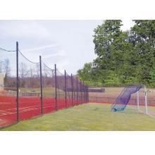 Jaypro 20'Hx65'L Soccer Ball Stop Barrier Netting System, FNSB-65