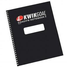 Kwik Goal Soccer Coach's Notebook I
