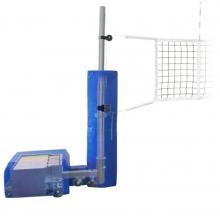 First Team PortaCourt Stellar Portable Recreational Volleyball Net System