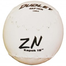 "Dudley 16"" Chicago Kapok Softballs, dz"