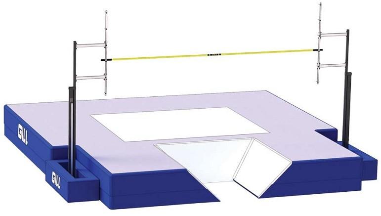 Gill Essentials Nfhs Pole Vault Landing Pit Valuepack 19
