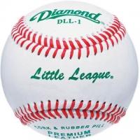Diamond DLL-1 Little League Game Baseballs, dz